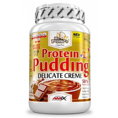 PROTEIN PUDDING CREAM 600G