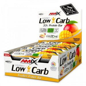 LOW-CARB 33% PROTEIN BAR 15 x 60g