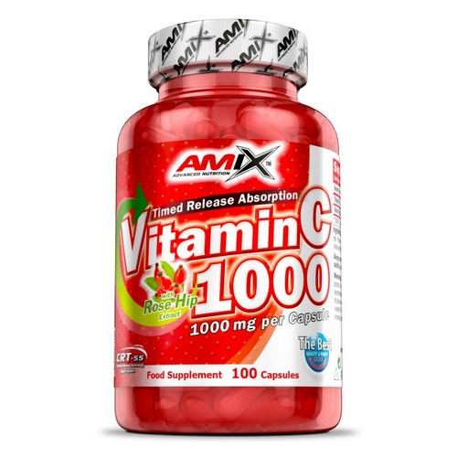VITAMINA C 1000MG 100 CAPS