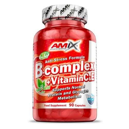 B-COMPLEX 90 CAPS