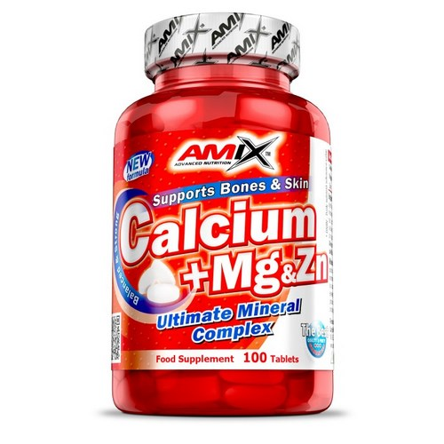 CALCIUM+MAGNESIUM & ZINK 100 TABL
