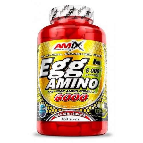 AMIX EGG Amino 6000 360 TABL
