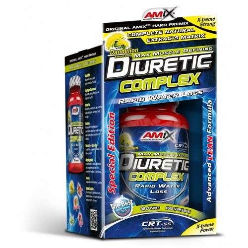 DIURECTIC COMPLEX 90 CAPS