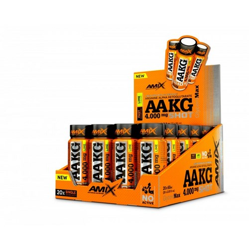 AAKG SHOT 20X60 ML LIMA