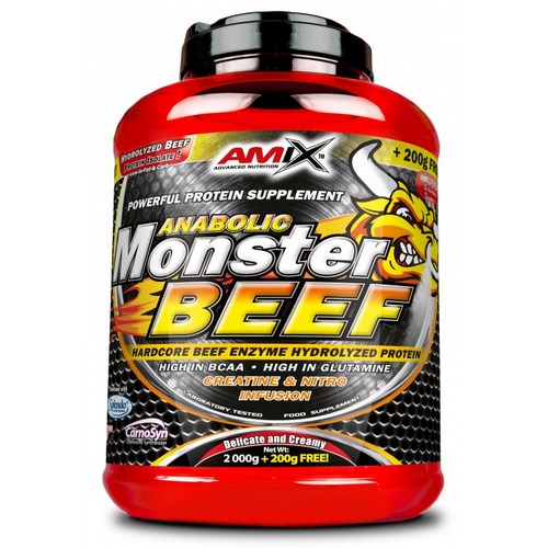 MONSTER BEEF PROTEIN 1KG