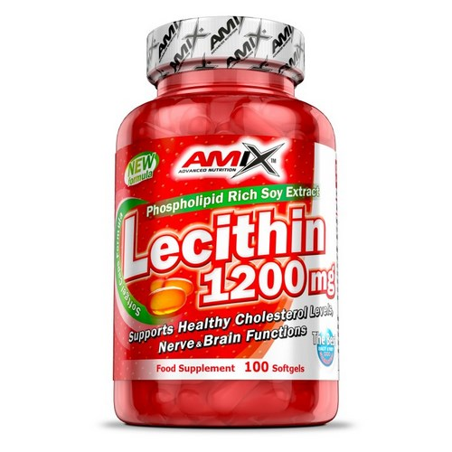LECITHIN 1200 ML 100 CAPS