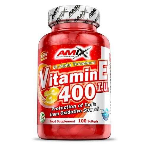 VITAMINA E 400 100 CAPS