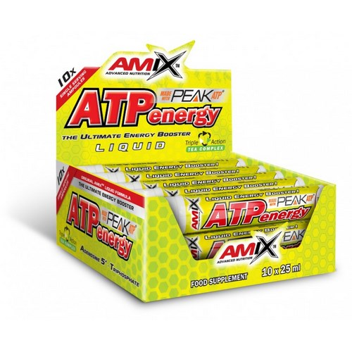 ATP ENERGY LIQUID 10 x 25ML