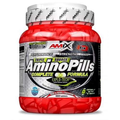 AMINO PILLS 330 TABL