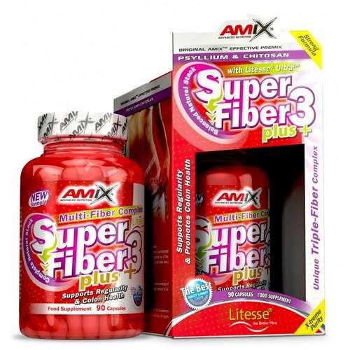 SUPER FIBER 3 PLUS 90 CAPS