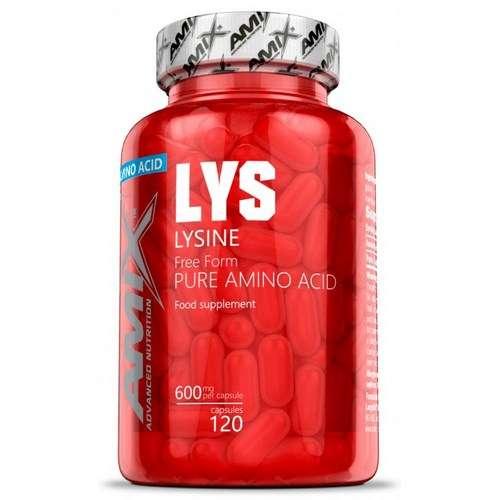 L-LYSINE 600MG 120 CAPS