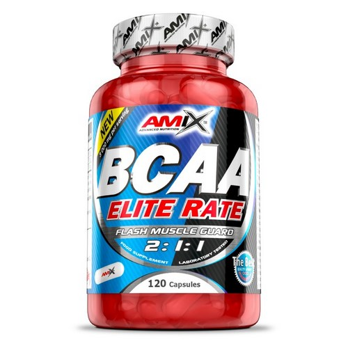 BCAA ELITE RATE 350 CAPS