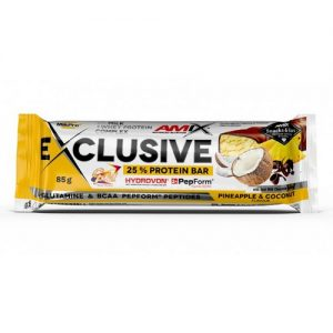 EXCLUSIVE PROTEIN BAR 24 x 40g