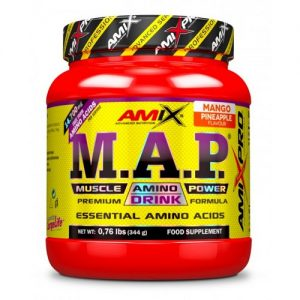 M.A.P. MUSCLE AMINO POWER POWDER 344G