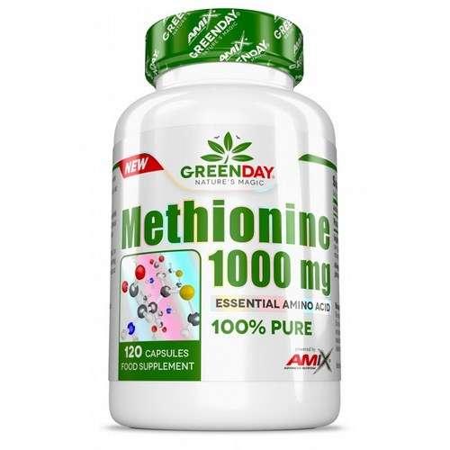 METHIONINE 120 CAPS