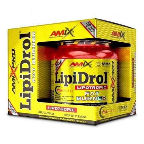 LIPIDROL FAT BURNER 300 CAPS