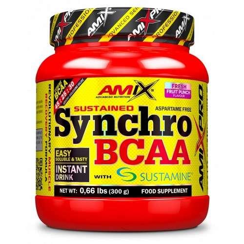 SYNCHRO BCAA + SUSTAMINE INSTANT DRINK