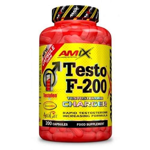 TESTO F-200 200 CAPS