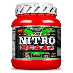 NITRO BCAA PLUS 500G