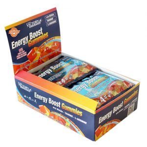 ENERGY BOOST GUMMIES 64G