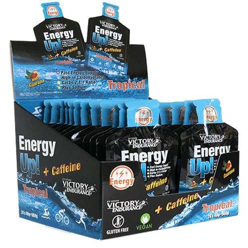 ENERGY UP GEL + CAFEÍNA 40G