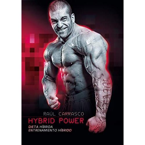 LIBRO HYBRID POWER - RAÚL CARRASCO