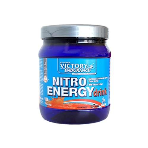 NITRO ENERGY DRINK NARANJA 500G