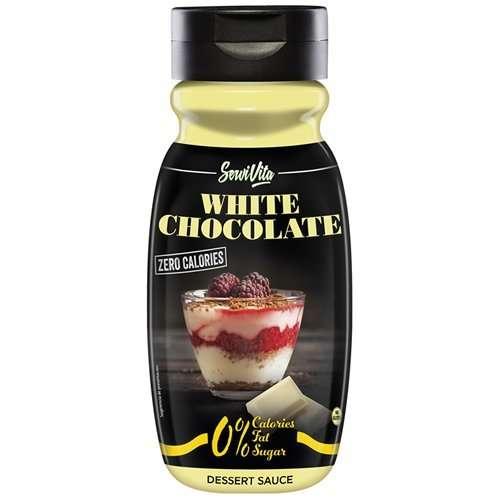 SIROPE CHOCOLATE BLANCO 0% 320ML