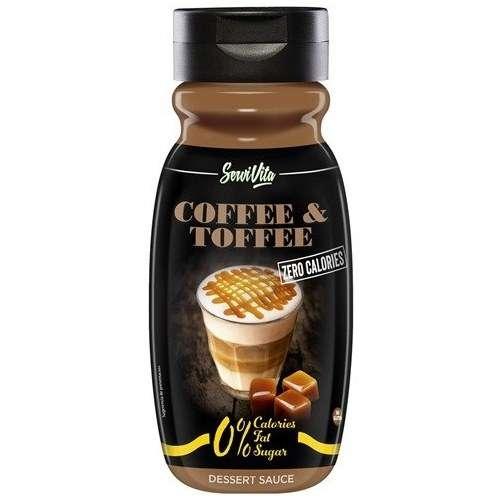SIROPE CAFÉ Y TOFFE 0% 320ML