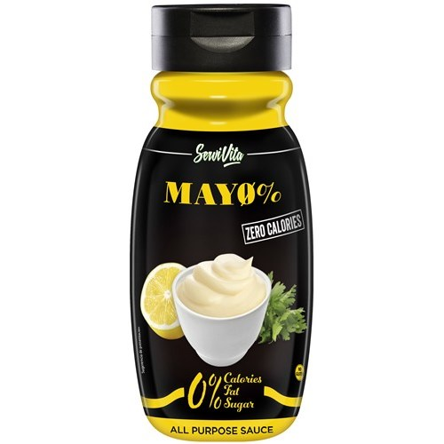 SALSA MAYONESA 0% 320ML