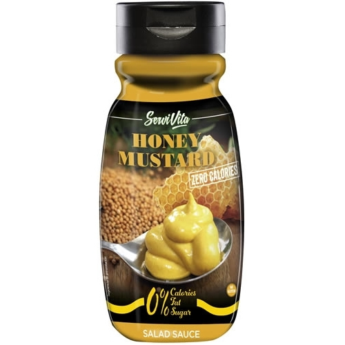 SALSA MOSTAZA HONEY  0% 320 ML