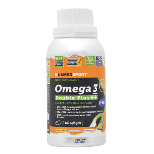 OMEGA 3 DOUBLE PLUS 110 SOFTGEL