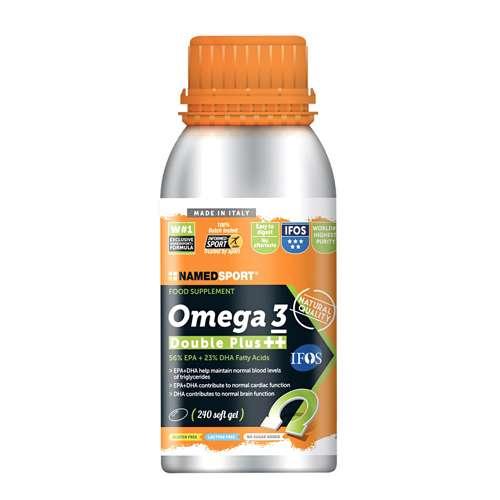 OMEGA 3 DOUBLE PLUS 240 SOFTGEL