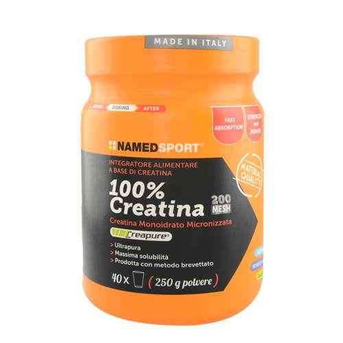 100% CREATINE 250G
