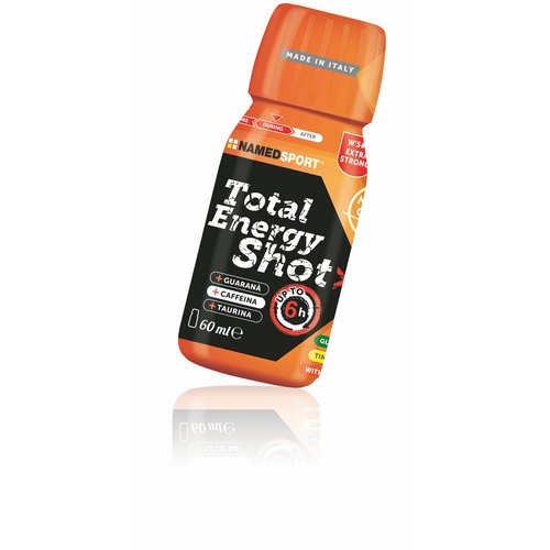 TOTAL ENERGY SHOT 60ML NARANJA
