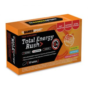 TOTAL ENERGY RUSH 60 COMPRIMIDOS