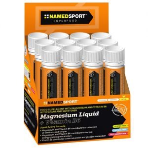 MAGNESIUM LIQUID+VITAMIN B6 20X25ML