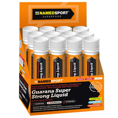 GUARANÁ SUPER STRONG LIQUID 20X25ML