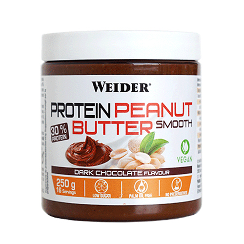 PROTEIN PEANUT BUTTER SMOOTH 250G