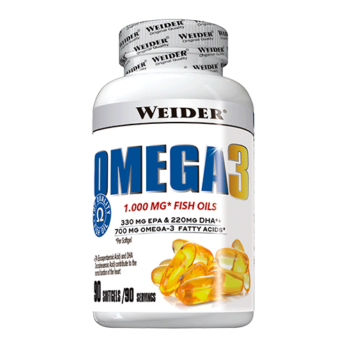 OMEGA 3 90 SOFTGEL