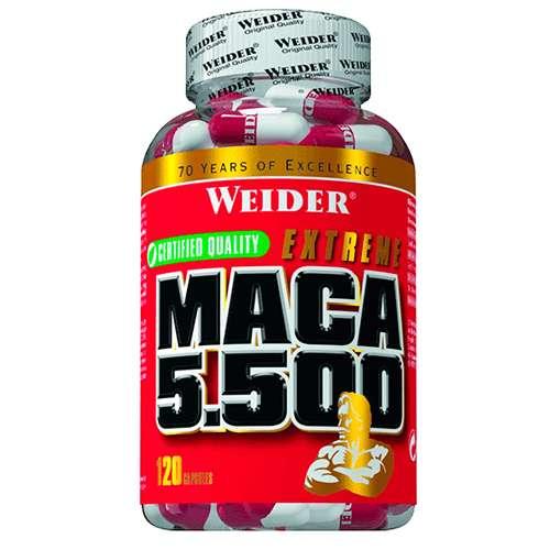 MACA 5500 120 CAPS