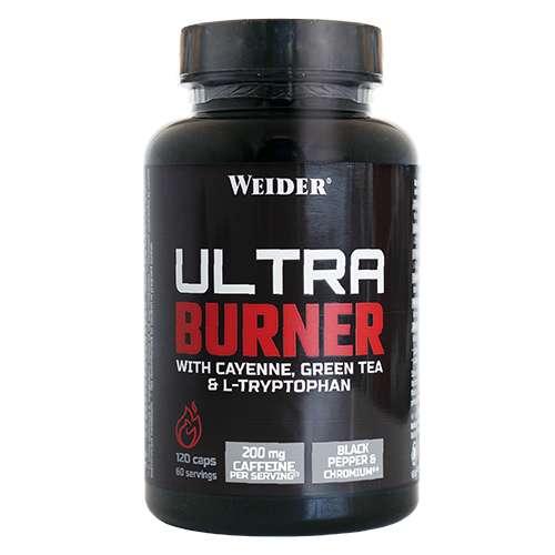 ULTRA BURNER 120 CAPS
