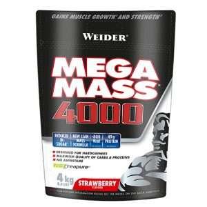 MEGA MASS 4000 4KG