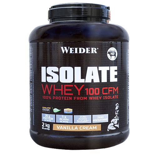 ISOLATE WHEY 100 CFM 2KG