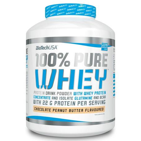 100% PURE WHEY 2,27KG