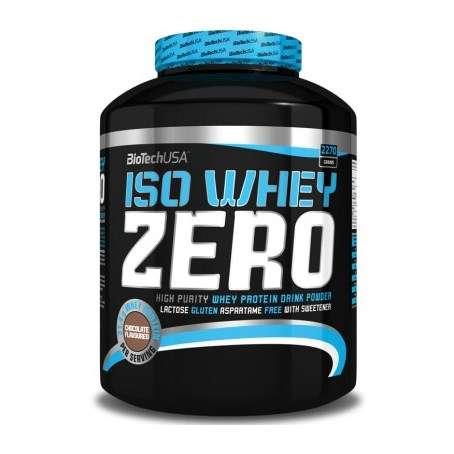 ISO WHEY ZERO LACTOSA FREE 2,27KG