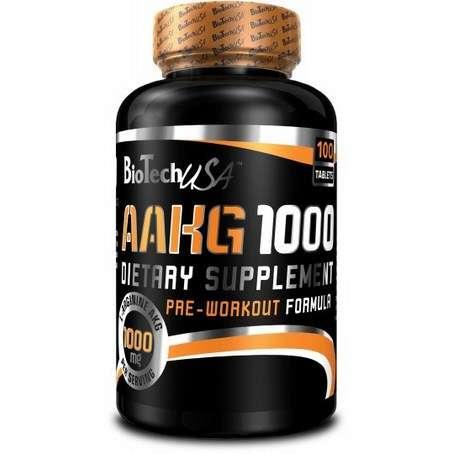 AAKG 1000 MG 100 TAB