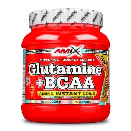 GLUTAMINA+BCAA 300G