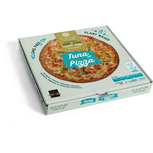 PIZZA ATÚN ALASATURE