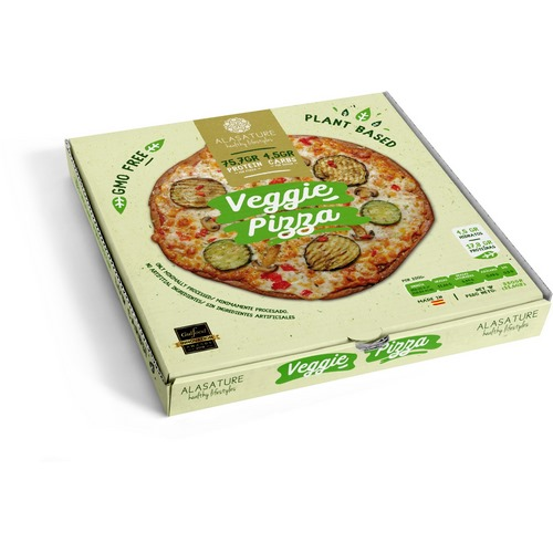 PIZZA VEGGIE ALASATURE